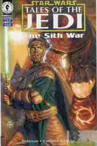 Star Wars TOTJ The Sith War