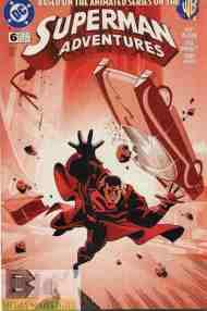 """""""Yesterday's"""" Comic> Superman Adventures#6"""