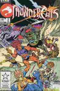 Thundercats #2 (Star)