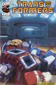 """Yesterday's"" Comic> Transformers Generation One vol. 2 #6"