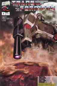 """Yesterday's"" Comic> Transformers: Generation One vol 3 #0"