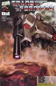 Transformers Generation One v3 #0