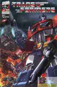 """""""Yesterday's"""" Comic> Transformers: Generation One v3#1"""