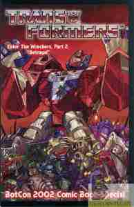 Transformers The Wreckers #2
