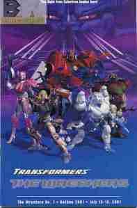 Transformers The Wreckers