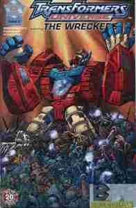 Transformers Universe The Wreckers #2 Extended
