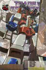 """""""Yesterday's"""" Comic> Transformers: Generation One vol. 2#5"""