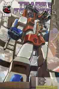 Transformers Vol 2 #5