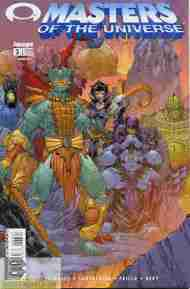 """Yesterday's"" Comic> Masters Of The Universe (2000) #3"