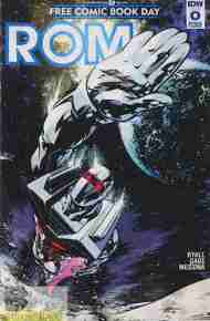 """Today's"" Comic> Rom #0/Action Man FCBD"