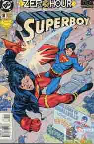 """Yesterday's"" Comic> Superboy #8"