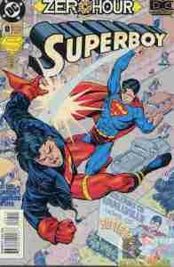 Superboy #8