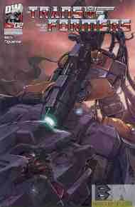 """Yesterday's"" Comic> Transformers Generation One v3 #2"