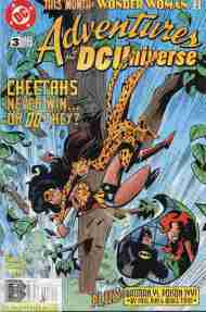 """Yesterday's"" Comic> Adventures In The DC Universe #3"