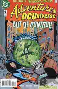 """Yesterday's"" Comic> Adventures In The DC Universe #4"