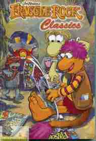 """Yesterday's"" Trade> Fraggle Rock Classics volume 1"