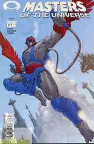 """""""Yesterday's"""" Comic> Masters Of The Universe v2 #3(2000)"""