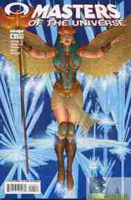"""Yesterday's"" Comic> Masters Of The Universe vol 2 #4 (2000)"