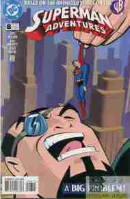 """Yesterday's"" Comic> Superman Adventures #8"