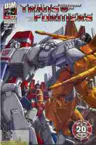 """Yesterday's"" Comic> Transformers: Generation One v3 #3"