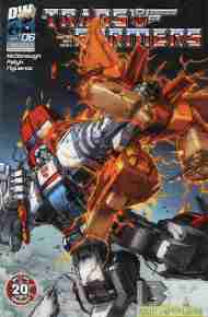 """Yesterday's"" Comic> Transformers: Generation One v3 #6"