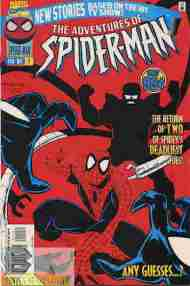 """""""Yesterday's"""" Comic> The Adventures Of Spider-Man#11"""