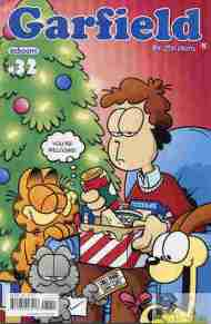 """Yesterday's"" Comic> Garfield #32 (Boom)"