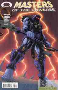 """""""Yesterday's"""" Comic> Masters Of The Universe v2 #5(2000)"""