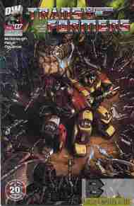 """Yesterday's"" Comic> Transformers: Generation One v3 #7"