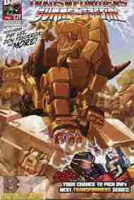 """""""Yesterday's"""" Comic> Transformers SummerSpecial"""