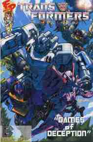 """Yesterday's"" Comic> Transformers Timelines v2 #2"