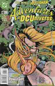 """""""Yesterday's"""" Comic> Adventures In The DC Universe#6"""