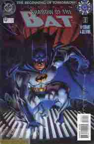 BW's Morning Article Link: The Bat And The Shadow