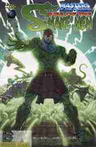 """""""Yesterday's"""" Comic> Masters Of The Universe: Rise Of The SnakeMen"""