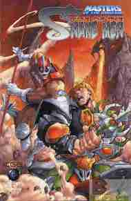 """""""Yesterday's"""" Comic> Masters Of The Universe: Rise Of The Snake Men#2"""