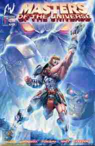 """""""Yesterday's"""" Comic> Masters Of The Universe (2000) v3#1"""