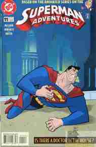 """Yesterday's"" Comic> Superman Adventures #11"