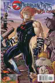 """Yesterday's"" Comic> Thundercats: The Return #1"