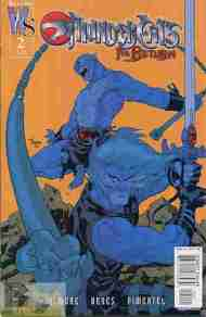 """Yesterday's"" Comic> Thundercats: The Return #2"