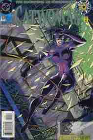 """Yesterday's"" Comic> Catwoman #0"