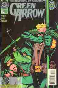 BW's Morning Article Link: Arrowverse WithoutArrow