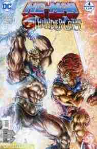 Today's Comic> He-Man/Thundercats #4