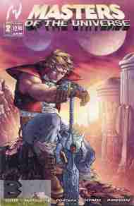 """Yesterday's"" Comic> Masters Of The Universe V3 #2 (2000)"