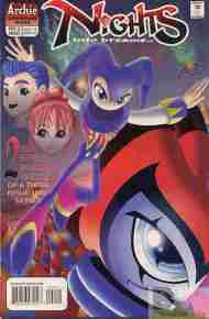 """Yesterday's"" Comic> NiGHTS Into Dreams #2"