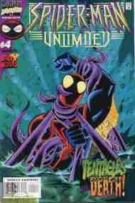 """""""Yesterday's"""" Comic> Spider-Man Unlimited#4"""
