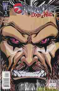"""Yesterday's"" Comic> Thundercats: Dogs Of War #1"