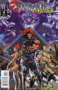 """Yesterday's"" Comic> Thundercats: The Return #4"