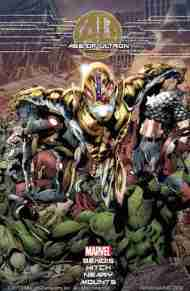 """""""Yesterday's"""" Comic> Age Of Ultron#1"""