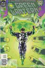 """Yesterday's"" Comic> Green Lantern #0"