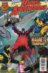 """Yesterday's"" Comic> Marvel Adventures #3"